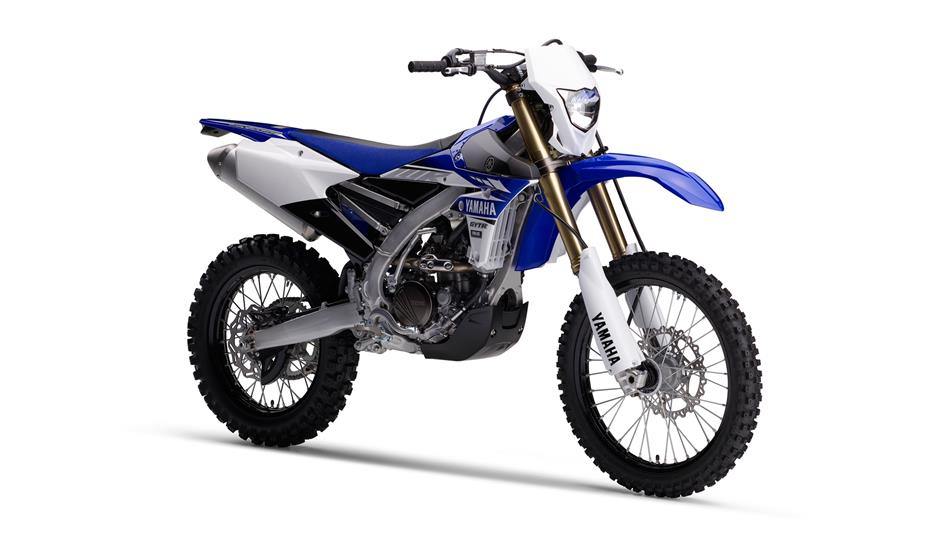 Wr250f 2017 Motorcycles Yamaha Motor Uk