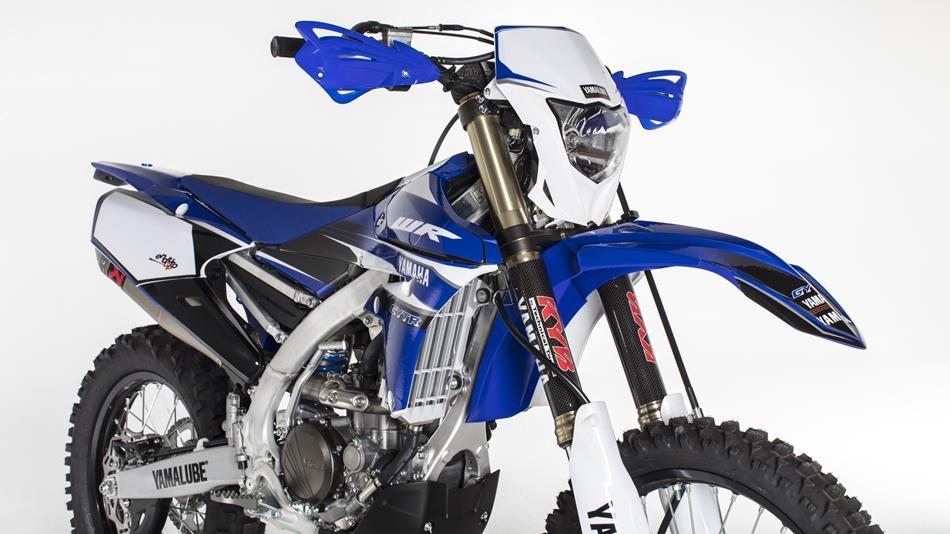 Yamaha Wrf Specs