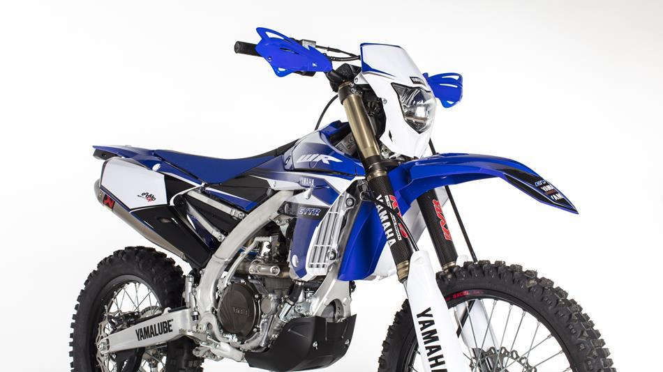 moto yamaha wr 450