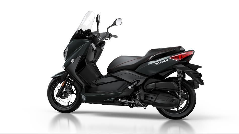 x max 125 2017 scooter yamaha motor france. Black Bedroom Furniture Sets. Home Design Ideas