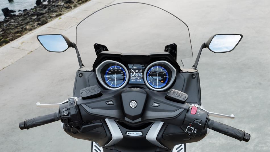 tmax sx 2017 dati tecnici e prezzi scooter yamaha motor italia. Black Bedroom Furniture Sets. Home Design Ideas