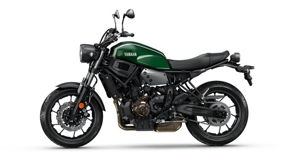 Yamaha Motorcycles Naked Ad