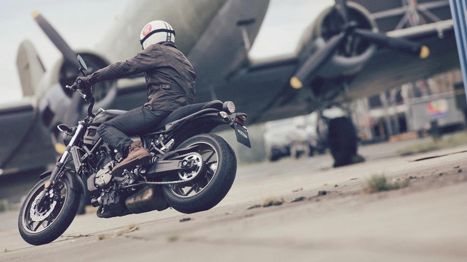 XSR700 2017 - Motorräder - Yamaha Motor Deutschland GmbH