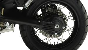 Intelligent Unified Brake System + ABS