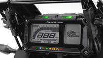 Sistem îmbunătăţit Yamaha D-MODE de cartografiere a variabilelor importante ale motorului şi regulator de viteză