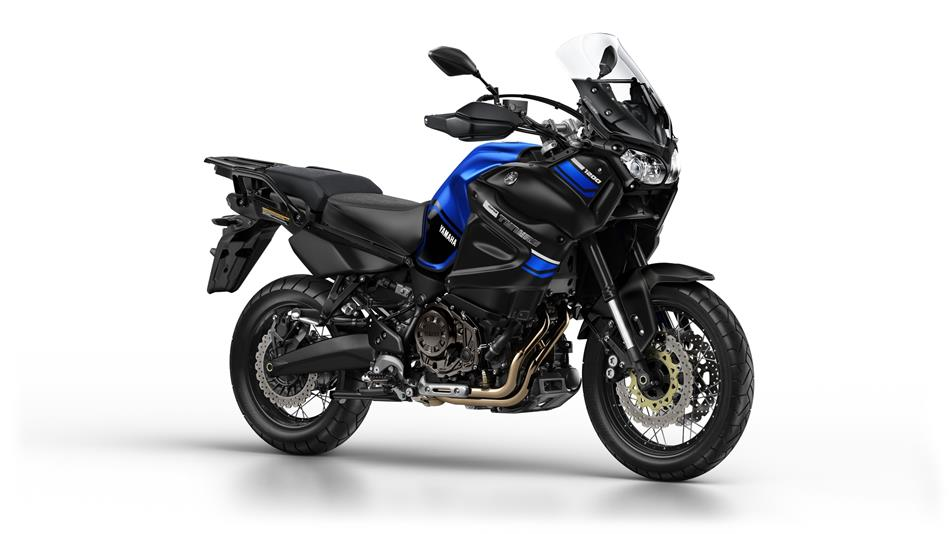 moto yamaha trail