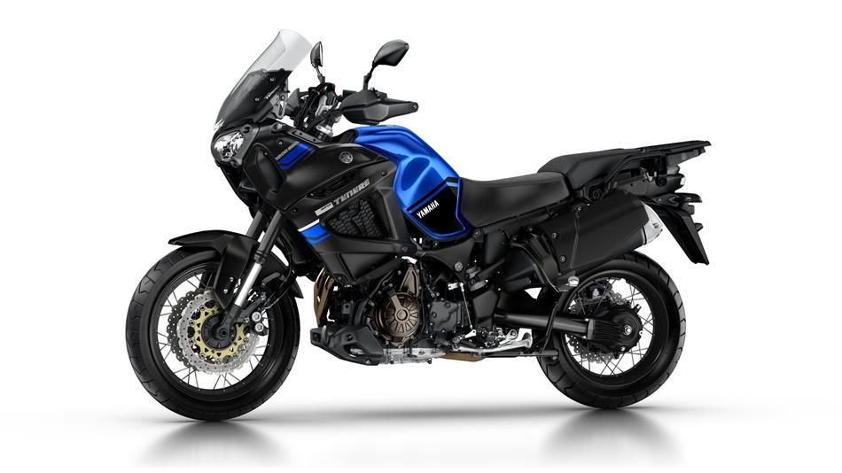 moto yamaha 1200