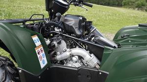 Silnik DOHC o pojemności 708 cm3