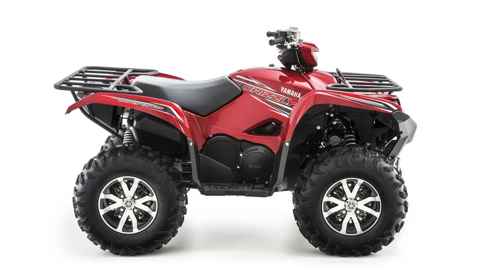 2017 yamaha review 2017 yamaha grizzly 700 eps