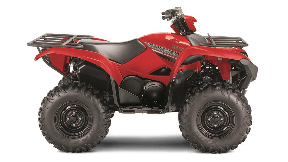 Heavy sport utility vehicle irs autos post for 2017 yamaha grizzly review