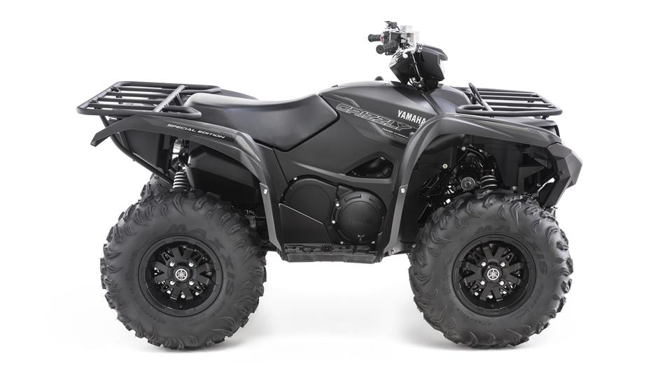 2015 yamaha grizzly 450 autos post for Yamaha kodiak 700 top speed
