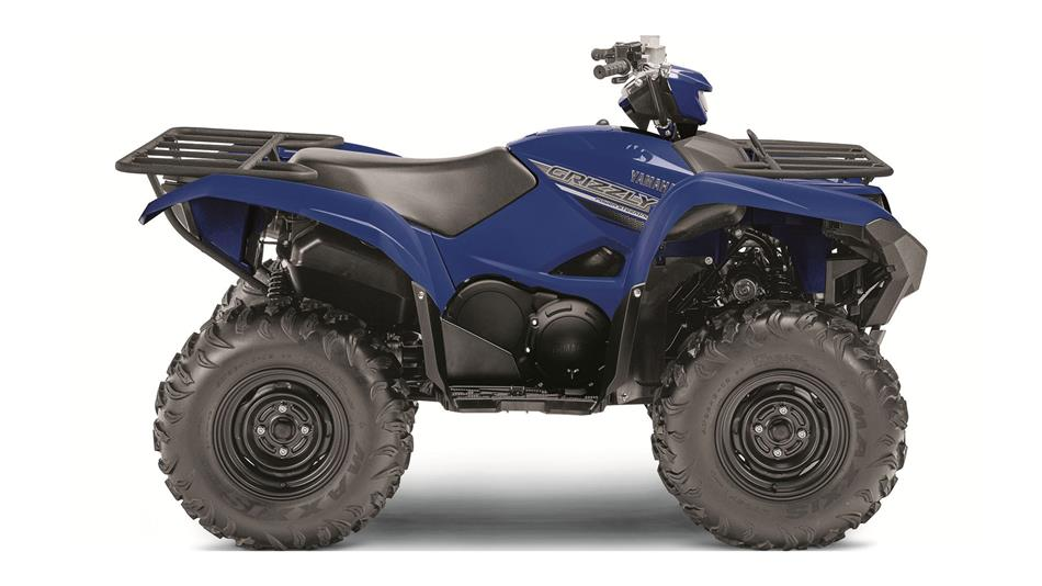 квадроцикл yamaha grizzly 600