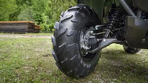 Independent suspension, front disc brakes