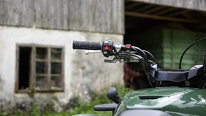 Sistem 2WD/4WD mecanic