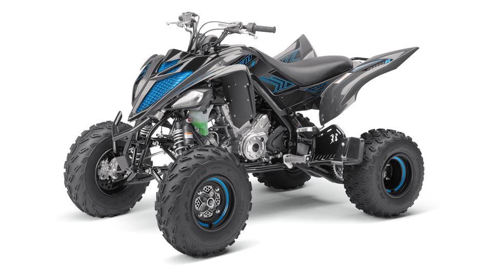 Yamaha Raptor  Special Edition
