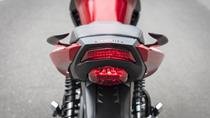 Stylish headlight and taillight