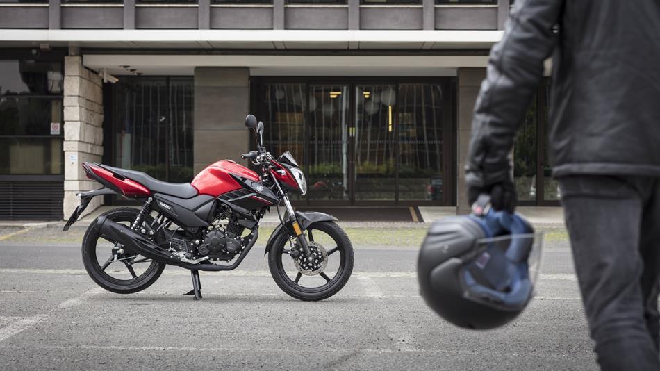 Yamaha YS125 2017 : la nouvelle YBR125 arrive