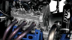 Motor în 3 cilindri de înaltă performanţă