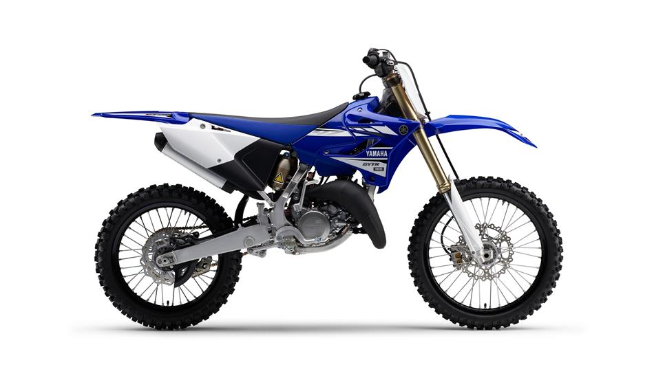 Yz125 2017 Motorcycles Yamaha Motor Uk