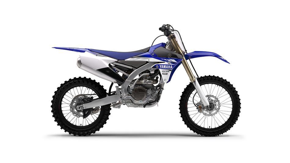 Yz450f 2017 moto yamaha motor france for 2017 yamaha yz450f