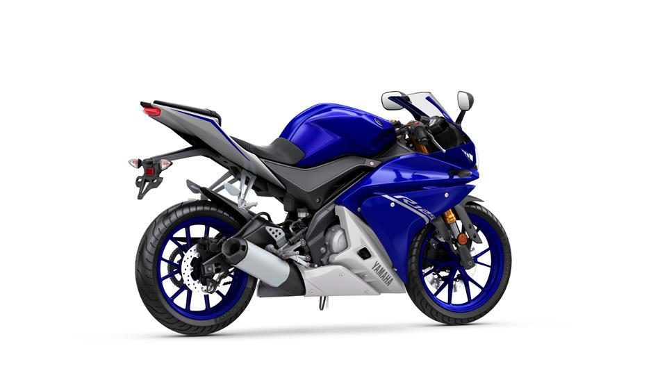 yzf r125 2017 motocicletas yamaha motor espa a. Black Bedroom Furniture Sets. Home Design Ideas