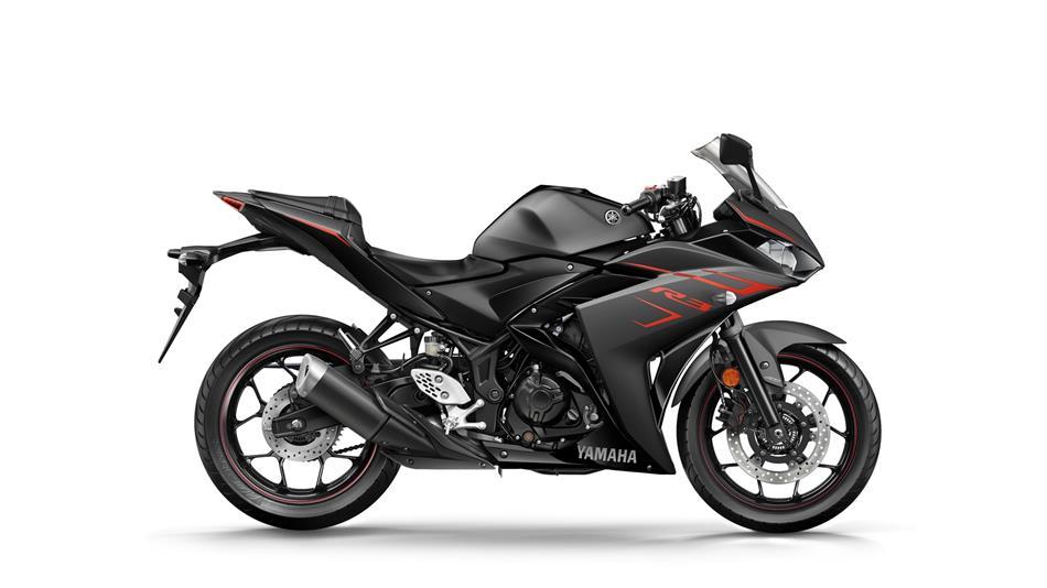 yzf-r3 2017 - motocicli - yamaha motor italia