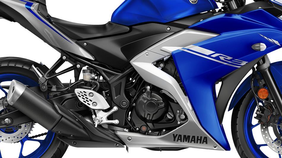 yzf-r3 2017 dati tecnici e prezzi - motocicli - yamaha motor italia