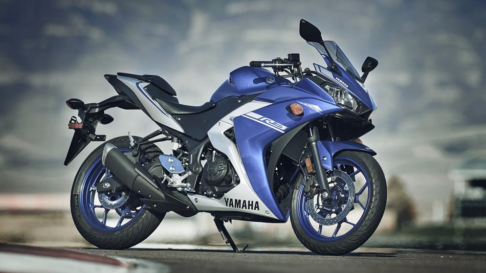 Yzf R3 2017 Motorr 228 Der Yamaha Motor Austria