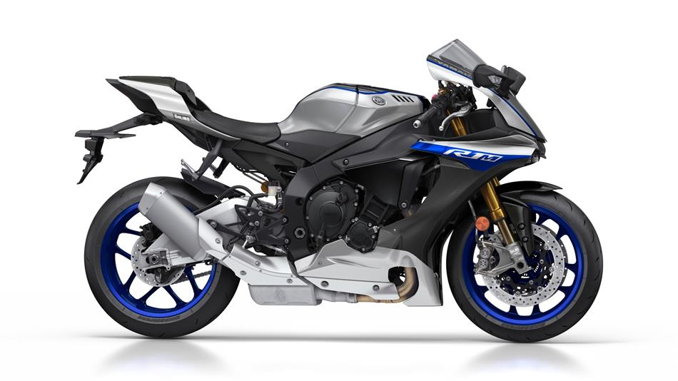Yamaha R Launch