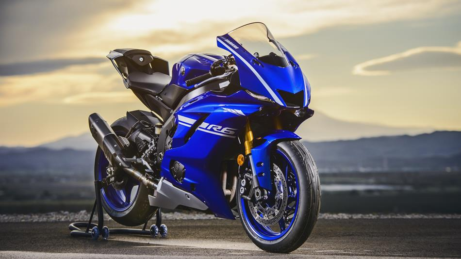 Image result for yamaha r6 2017