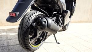 Punchy 50cc EU4-compliant 4-stroke engine