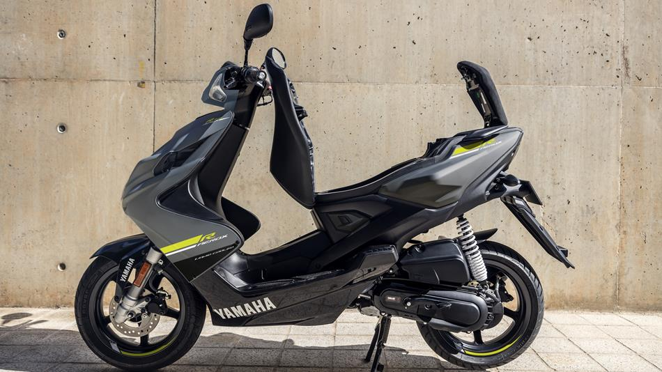 aerox 4 2018 features techspecs scooters yamaha motor uk. Black Bedroom Furniture Sets. Home Design Ideas