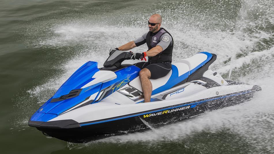 Fx high output 2018 waverunner jet ski yamaha motor for Yamaha fx limited