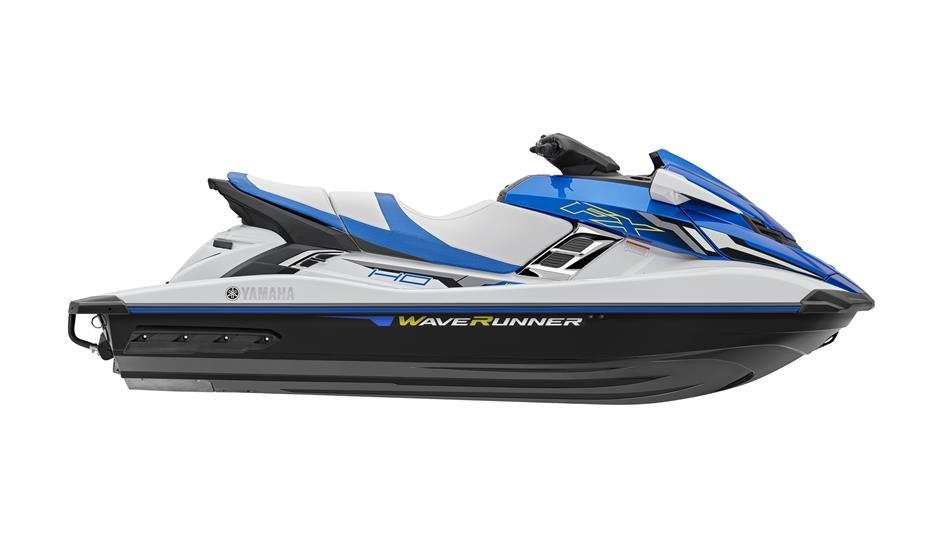 Fx high output 2018 waverunner jet ski yamaha motor for Yamaha jet skis