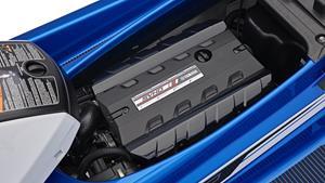 Motor sobrealimentado SVHO de 1.812 cc