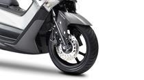 Standaard ABS met 230 mm remschijven