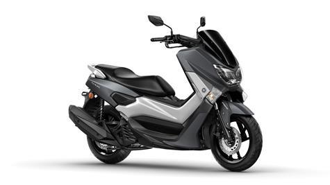 moto scooter yamaha 125