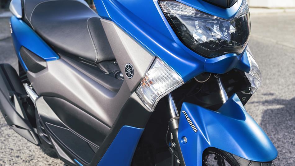 Nmax 155 2018 Vlastnosti Sk 250 Try Yamaha Motor Middle