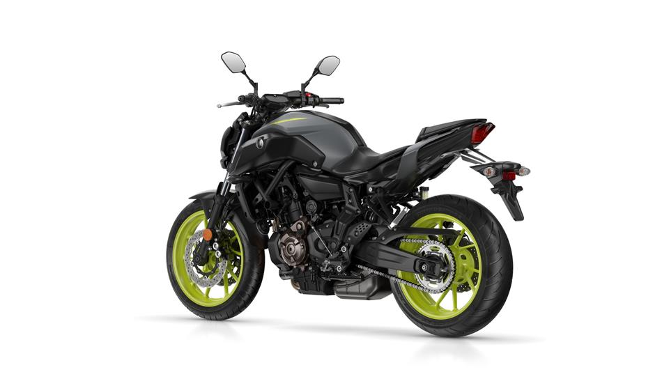 moto yamaha 007