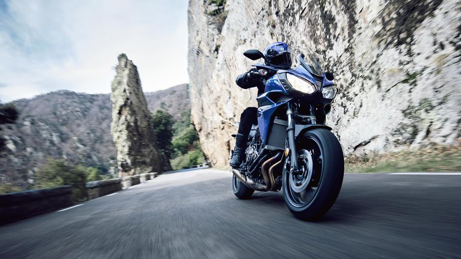 Tracer 700 2018 Konfiguruj Svoju Moto