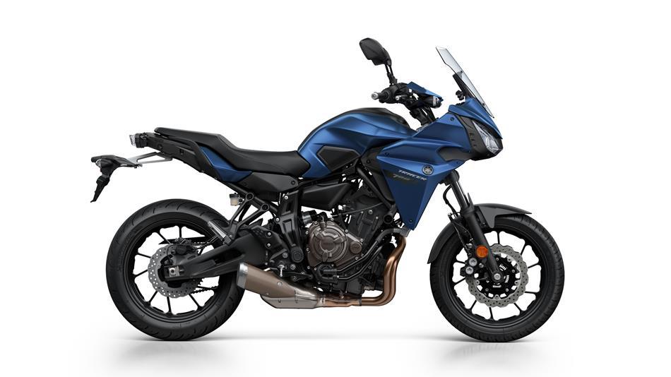 2018 Yamaha Tracer 700 EU Phantom Blue Studio