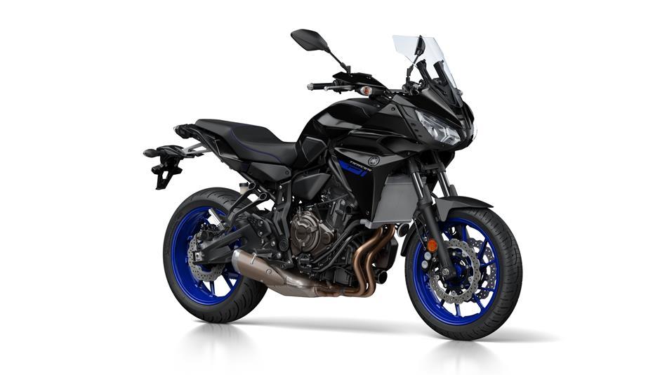 moto yamaha tracer 700
