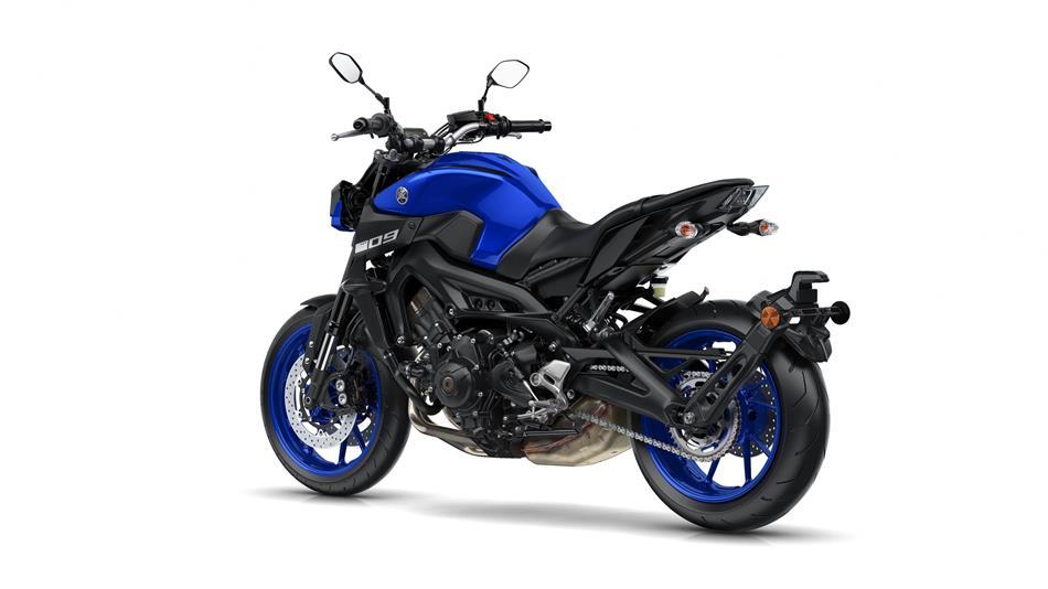 moto yamaha m9