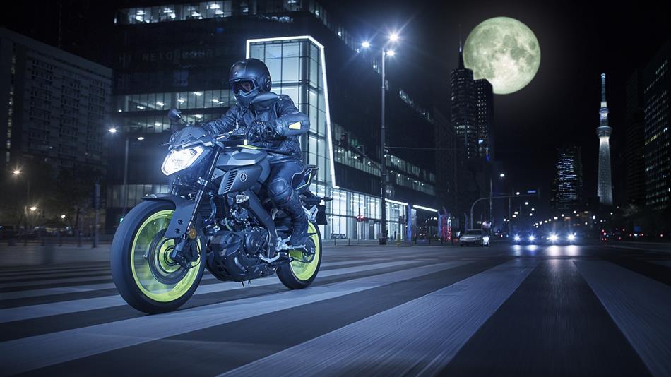 Mt 125 2018 Motorcycles Yamaha Motor Uk