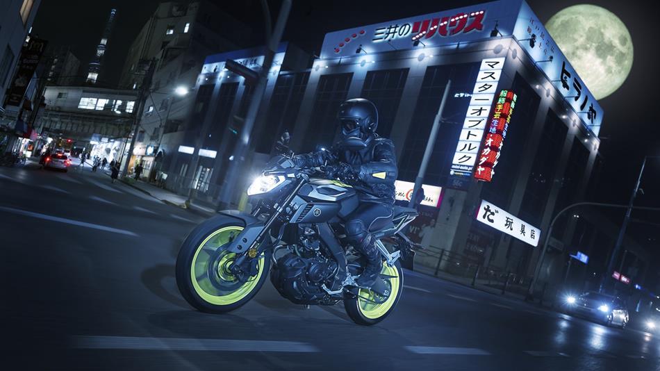 2018 Yamaha Motorcycles >> MT-125 2018 - Motorcycles - Yamaha Motor UK