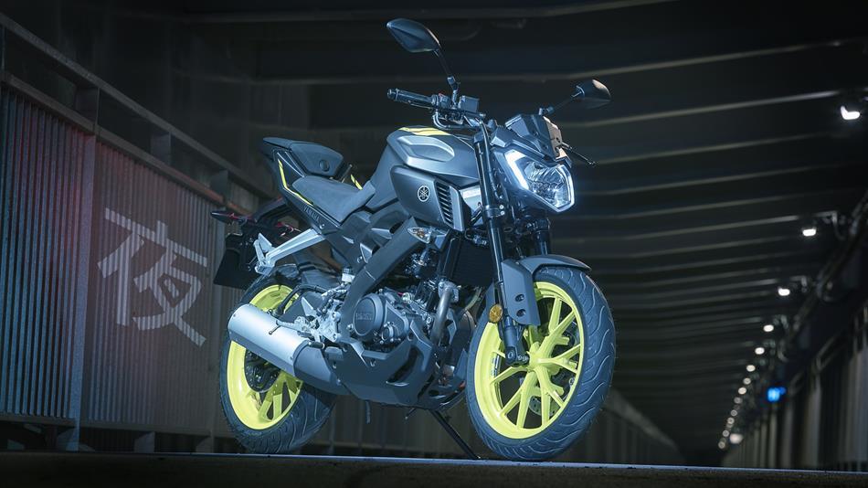 MT-125 2018 - Motorcycles