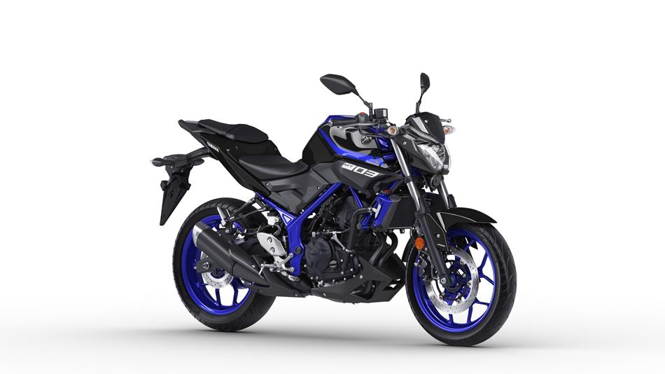Mt 03 2018 Motorcycles Yamaha Motor Uk