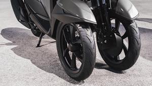 Leaning Multi Wheel-systeem
