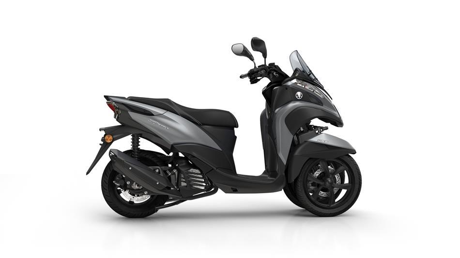 tricity 125 2018 scooters yamaha motor uk. Black Bedroom Furniture Sets. Home Design Ideas