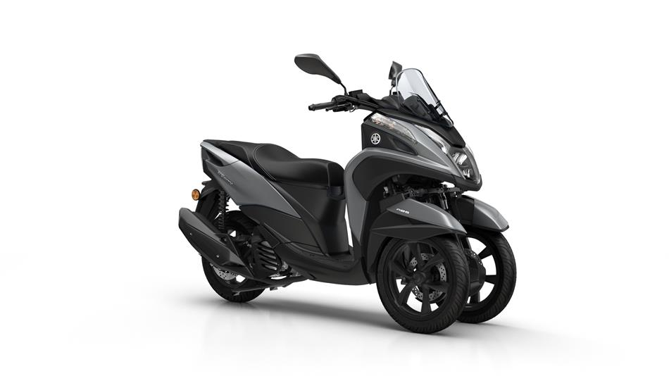 tricity 125 2018 scooters yamaha motor uk. Black Bedroom Furniture Sets. Home Design Ideas